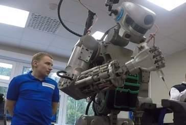 В NASA не сомневаются в безопасности робота «Федора»