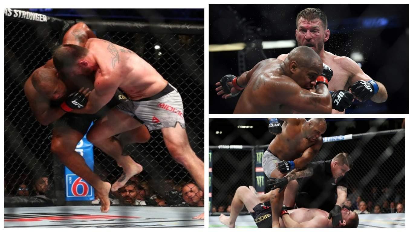 Миочич нокаутировал Кормье и завоевал титул чемпиона UFC в тяжелом весе