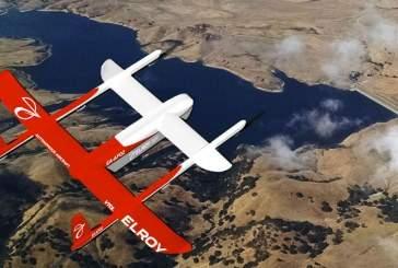 В Америке испытали дрон для перевозки грузов весом до 225 килограмм