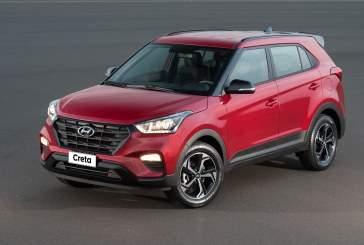 Кроссовер Hyundai Creta стал бестселлером марки в России в июле