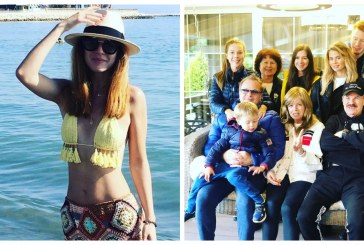 Наталья Подольская опубликовала фото трех поколений Пресняковых