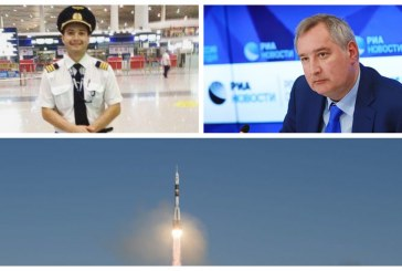 Летчик-герой Дамир Юсупов ответил на предложение Рогозина