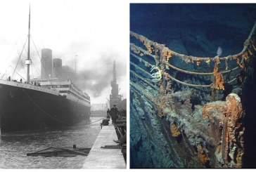 Дайверы рассказали об «кошмарных» повреждениях «Титаника»