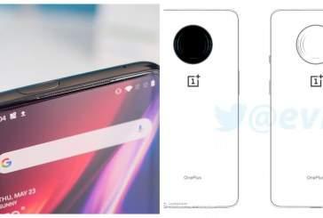 Первые изображения флагмана OnePlus 7T показывают необычный дизайн