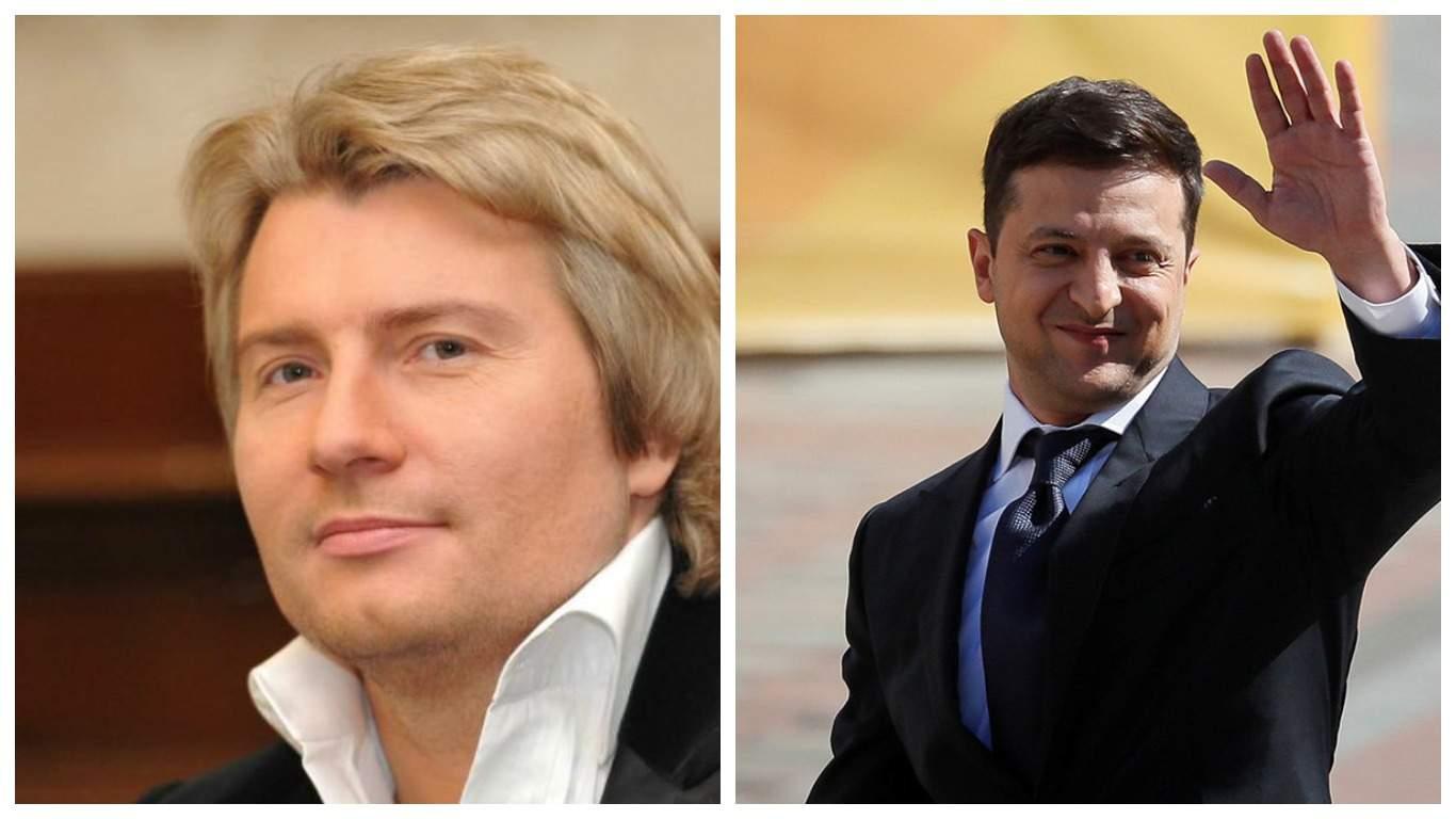 Николай Басков опубликовал видео с Владимиром Зеленским