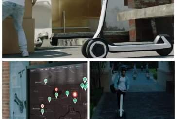 Segway-Ninebot представила самоуправляемый беспилотный электросамокат
