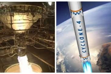 На Украине провели успешные испытания ступени ракеты-носителя «Циклон-4»