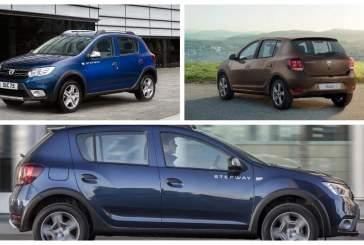 Dacia Sandero в июле впервые оказался в тройке европейских бестселлеров
