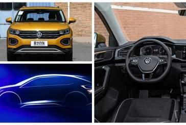 Volkswagen анонсировал выход нового кросс-купе