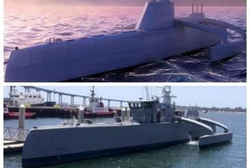 Флот США обзаведется большим надводным роботом