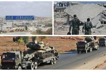 Армия Асада замкнула «котел» на юге провинции Идлиб