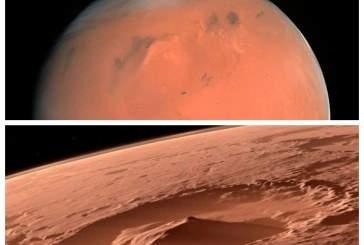 Под поверхностью Марса найдены признаки жизни
