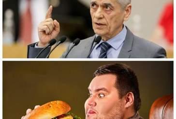 Онищенко назвал главные причины ожирения россиян