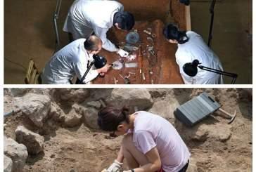 Археологи обнаружили в Крыму уникальный древний саркофаг