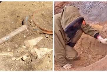 Археологи обнаружили в Крыму необычное захоронение сарматского младенца