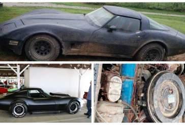 В США фермер превратил Chevrolet Corvette во внедорожник с дизелем