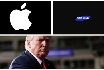 Трамп поможет Samsung одолеть Apple повышением таможенных пошлин