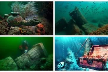На Ниле обнаружен древний подводный храм с сокровищами