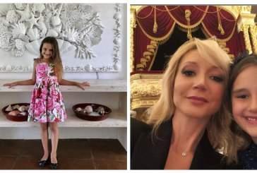 Дочь Кристины Орбакайте Клавдия Земцова продемонстрировала акробатические трюки