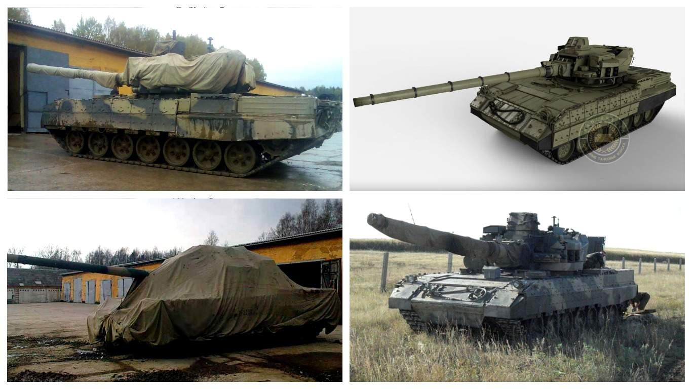 NI нашел у России «супертанк» мощнее «Арматы»