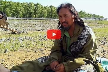 В Якутии задержали шедшего в Кремль для «изгнания» Путина шамана