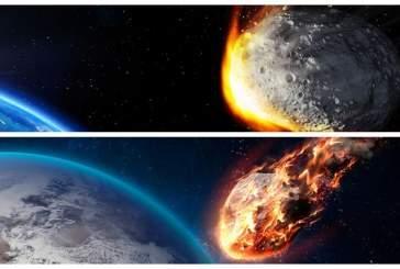 Два астероида пролетят возле Земли в эти выходные
