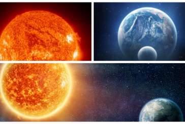 Солнце остынет и заморозит всю жизнь на Земле