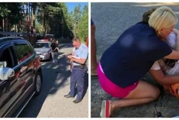 Экс-чиновница сбила ребенка на автомобиле и требует с его родителей 100 тысяч рублей