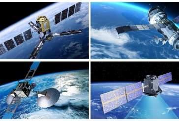 Российский «блуждающий» спутник сблизился с американским Intelsat