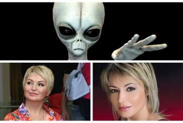 Катя Лель собирается встретиться с инопланетянами в октябре