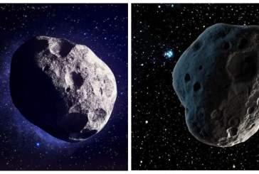 Обнаружен загадочный астероид, способный лететь как комета и менять свой цвет
