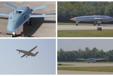 Boeing успешно испытала первый беспилотный самолет-заправщик