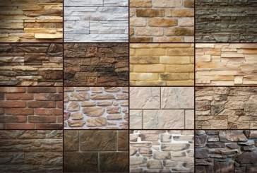Декоративный камень в дизайне жилого помещения