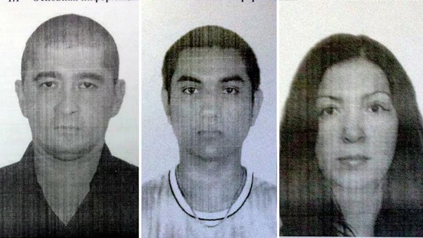 СК показал фото и видео подозреваемых в убийстве жительницы Екатеринбурга