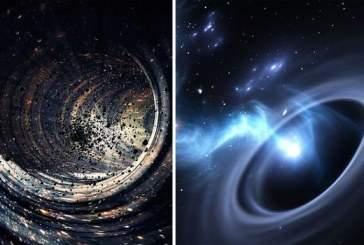 Учёные рассказали о пространственно-временном туннеле в центре Млечного Пути