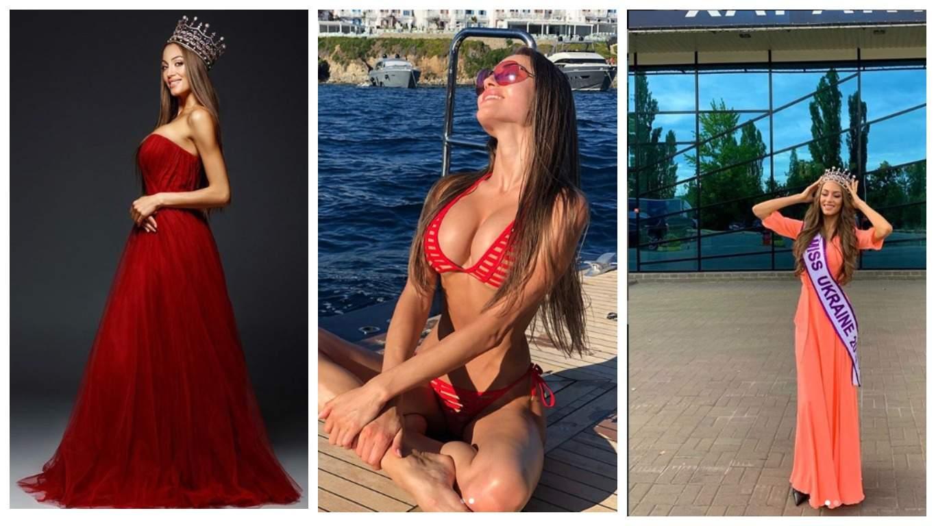 «Мисс Украина» красиво ответила на вопрос о принадлежности Крыма