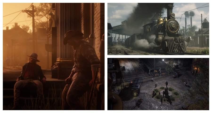 Появился первый трейлер игры Red Dead Redemption 2 для ПК