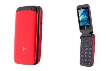 На российском рынке появился новый бренд бюджетных кнопочных телефонов