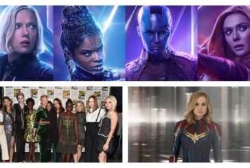 Marvel собирается снять женское супергеройское кино