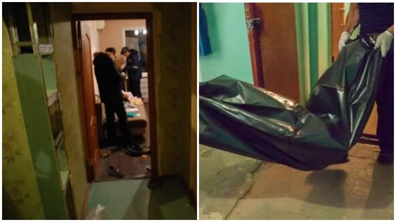 В Белгороде полицейский застрелил вооружённого мужчину, убившего своего отца
