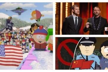Авторы «Южного парка» посмеялись над запретом на показ мультсериала в Китае