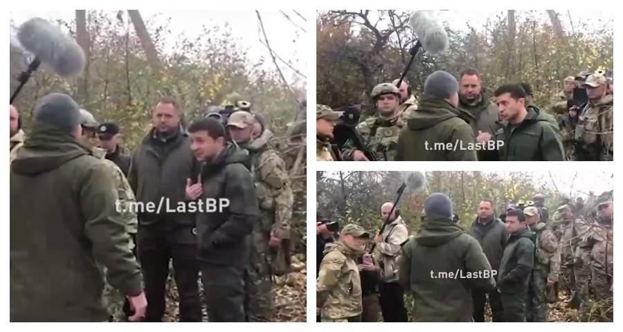 Украинскую журналистку возмутил «хамский» стиль общения Зеленского с добровольцами