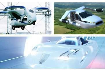 В Новосибирске создадут первый российский летающий автомобиль