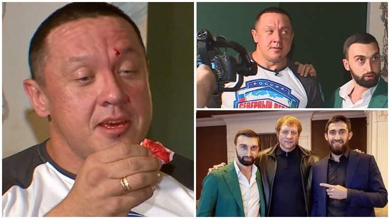 Емельяненко и Кокляев подрались в баре Москвы