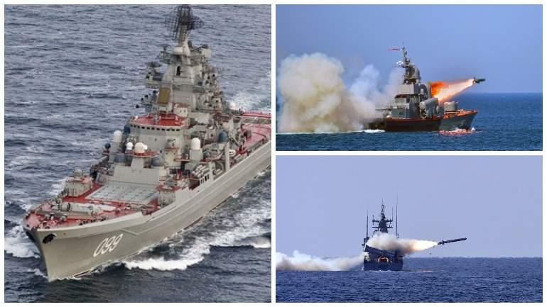 Западные СМИ назвали самый опасный военный корабль России