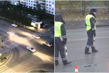 В МВД проверят наезд автомобиля службы протокола Медведева на пешехода