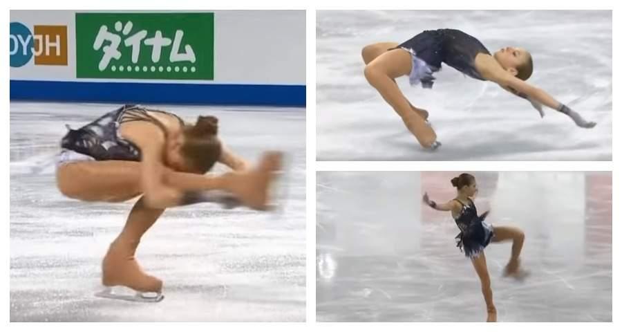 Трусова прокомментировала свою победу на Гран-при в Канаде