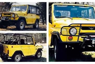 В Сети вспомнили о модели УАЗ-31512 для американского рынка