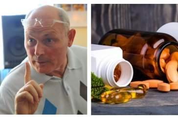 Геннадий Малахов рассказал о бесполезности приема витаминов