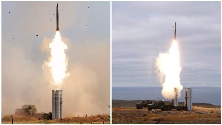 В Сирии прошли испытания российской системы С-500